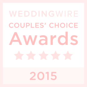 Wedding Wire Award 2015