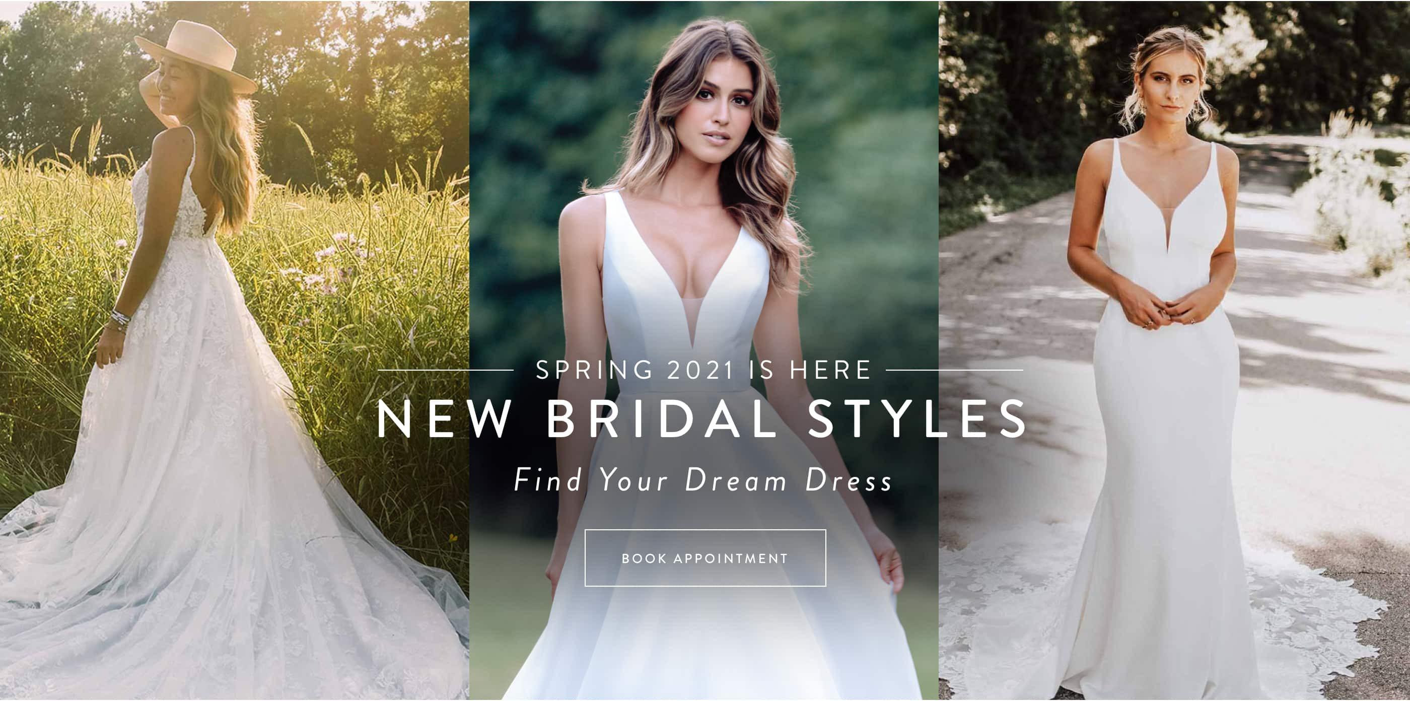 Wedding Dresses Huntsville AL   Glitz Nashville